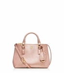 Tory Burch ROBINSON MICRO DOUBLE-ZIP TOTE - 5.16