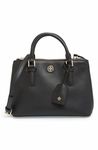 Tory Burch 'Robinson Micro' Double Zip Tote - 5.6