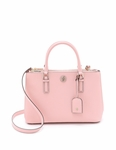 Tory Burch Robinson Mini Double Zip Satchel