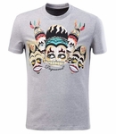 Tribal Graphic T_shirt