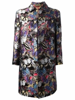 Butterfly Brocade Coat (On Sale)