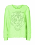 VERO MODA Lion Long Sleeve Knit Sweater