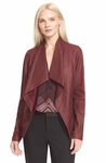 Vince Drape Neck Jacket