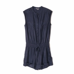 Vince Soft Twill Romper - 4.20