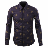 Wilson Paisley Print Dress Shirt