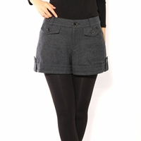 Wool Shorts (Final Sale)