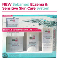 NEW Eczema & Sensitive Skin Care System