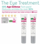 Q10 Eye Cream Twin Pack