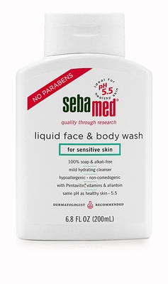Sebamed Liquid Face and Body Wash