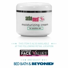 Sebamed Moisturizing Cream - 75 ml