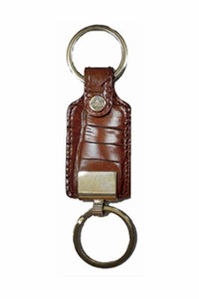 Abas Brown Vallet Key Chain