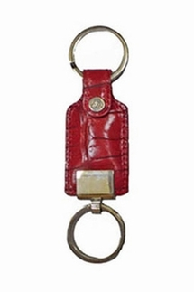 Abas Red Vallet Key Chain