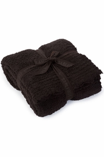 Barefoot Dreams CozyChic Espresso Throw