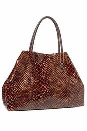 Big Buddha Amelia Brown Handbag