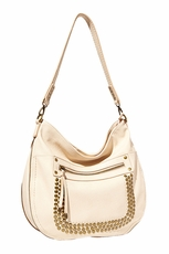 Big Buddha Baxter Bone Handbag