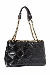 Big Buddha Estelle Black Handbag