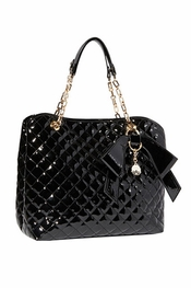 Big Buddha Ginger Black Handbag