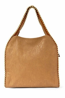 Big Buddha Grayson Wheat Handbag
