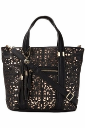 Big Buddha Koko Black Handbag