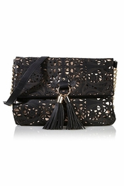 Big Buddha Kona Black Handbag