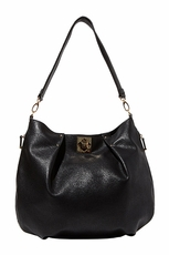 Big Buddha Lamont Black Handbag
