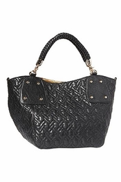 Big Buddha Lyle Black Handbag