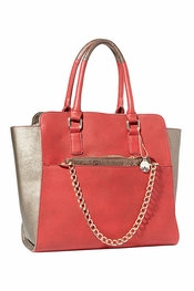 Big Buddha Nala Red Handbag