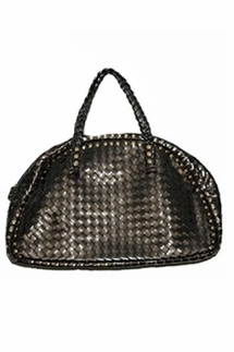 Deux Lux Large Charcoal Gidget Bag