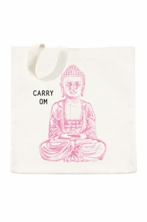 Dogeared Carry Om Lil' Tote