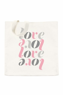 Dogeared Love Love Lil' Tote