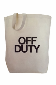 Dogeared Off Duty Tote