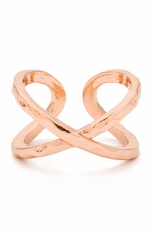Gorjana Elea Rose Gold Ring