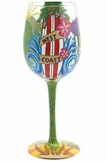 Lolita West Coast Wine Glass