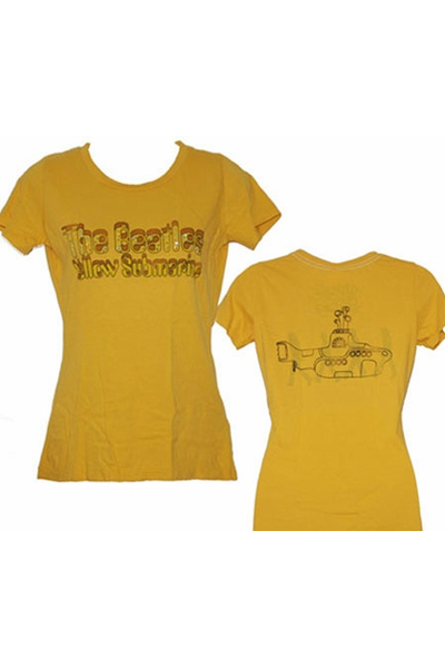 Outpost The Beatles Yellow Submarine Tee