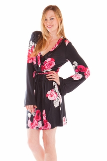 PJ Luxe by PJ Salvage Rose Robe