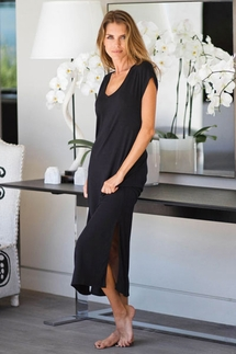 PJ Salvage Black Dress