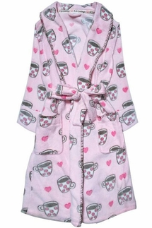 PJ Salvage Coffee Cup Robe