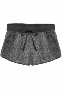 PJ Salvage Cozy Charcoal Short