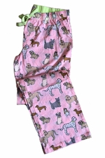 PJ Salvage Dog Pajama Pant