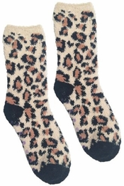 PJ Salvage Leopard Socks