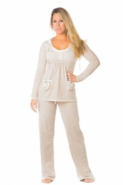 PJ Salvage Sunshine Day Long Sleeve Top and Pant Set