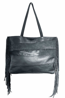 Steven by Steve Madden Astor Black Bag