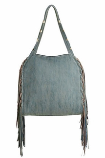 Steven Greta Blue Bag