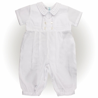 A Boys Christening Outfit Longall Infant Set