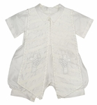 A Boys Formal Shawl Baptism Outfit 3-piece Set 24 months/2T