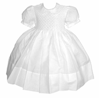 Girls Christening Dress Toddler Simply Smocked