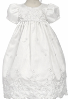 Christening Dress Gown Fancy