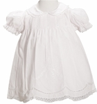 Girls Christening Dress Baby Heirloom Classic 3 months