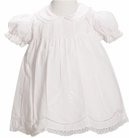 Girls Christening Dress Baby Heirloom Classic