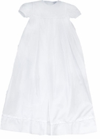 Unisex Christening Gown Family Style Simple Baptism 6 months